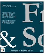 Télécharger cet ebook : Apprentissage du français et Intégration