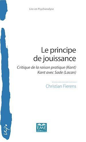 Téléchargez le livre :  Le principe de jouissance