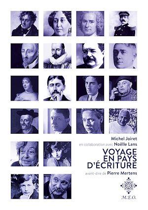 Téléchargez le livre :  Voyage en pays d'écriture