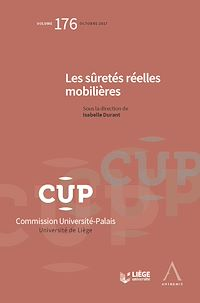 Télécharger le livre : Les sûretés réelles mobilières