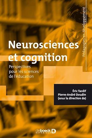 Téléchargez le livre :  Neurosciences et cognition