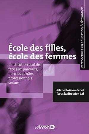 Téléchargez le livre :  Ecole des filles école des femmes