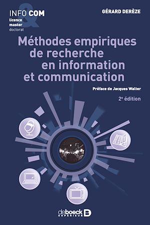 Téléchargez le livre :  Méthodes empiriques de recherche en information et communication