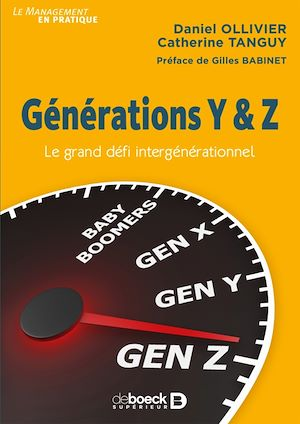 Téléchargez le livre :  Générations Y & Z