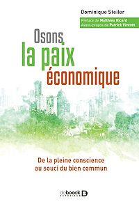 Télécharger le livre : Osons la paix économique