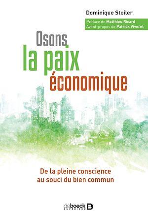 Téléchargez le livre :  Osons la paix économique