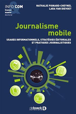 Téléchargez le livre :  Journalisme mobile