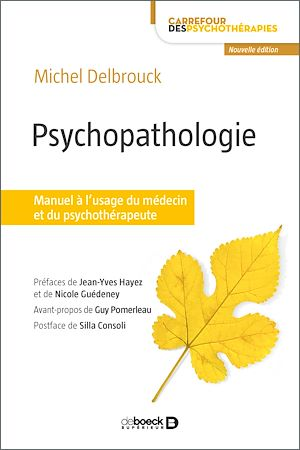 Téléchargez le livre :  Psychopathologie