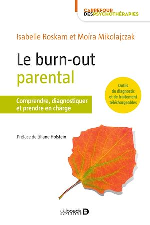 Téléchargez le livre :  Le burn-out parental