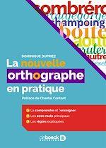 Télécharger le livre :  La nouvelle orthographe en pratique