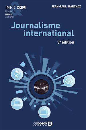 Téléchargez le livre :  Journalisme international