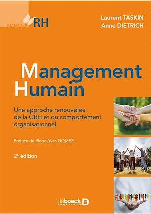 Téléchargez le livre :  Management humain