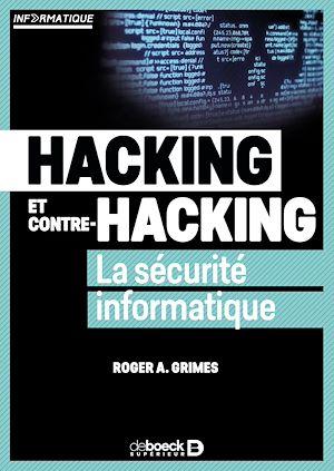 Téléchargez le livre :  Hacking et contre hacking
