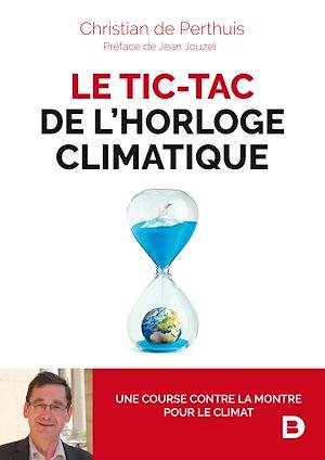 Téléchargez le livre :  Le tic-tac de l'horloge climatique