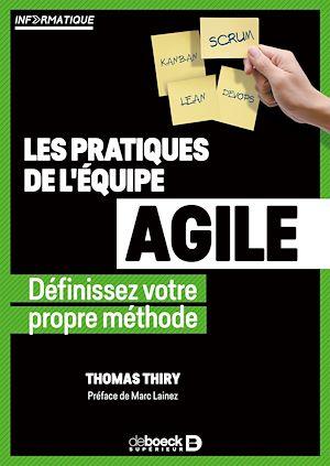 Téléchargez le livre :  Les méthodologies de l'équipe agile