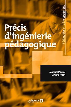 Téléchargez le livre :  Précis d'ingénierie pédagogique