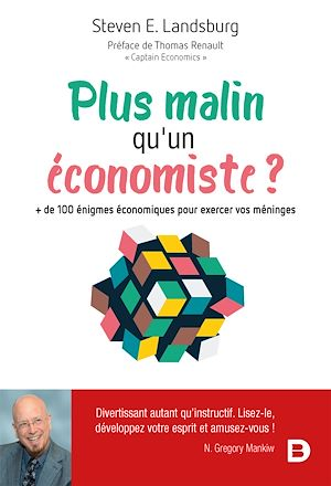 Téléchargez le livre :  Plus malin qu'un économiste ?