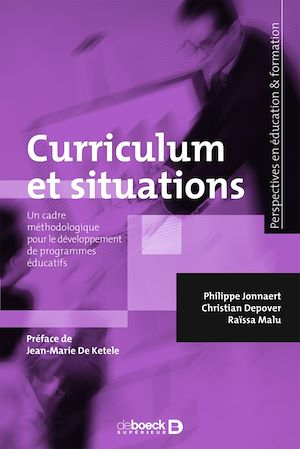 Téléchargez le livre :  Curriculum et situations