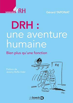 Téléchargez le livre :  DRH une aventure humaine