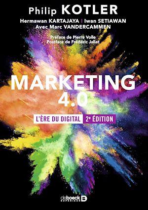 Téléchargez le livre :  Marketing 4.0