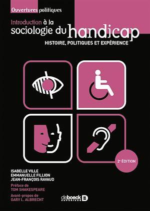 Téléchargez le livre :  Introduction à la sociologie du handicap
