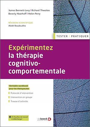 Téléchargez le livre :  Expérimentez la thérapie cognitivo-comportementale