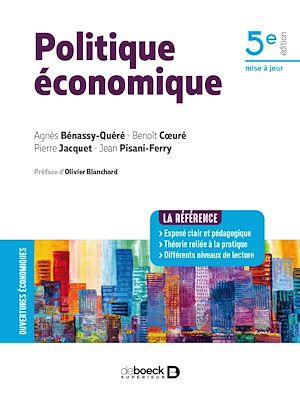 Téléchargez le livre :  Politique économique
