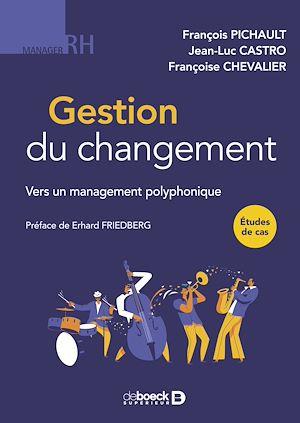 Téléchargez le livre :  Gestion du changement