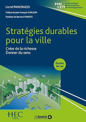 Téléchargez le livre :  Stratégies durables pour la ville