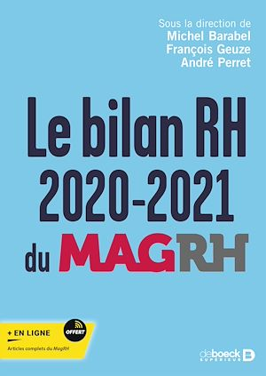 Téléchargez le livre :  Le bilan RH 2020-2021