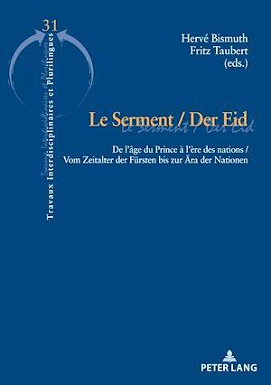 Téléchargez le livre :  Le Serment / Der Eid