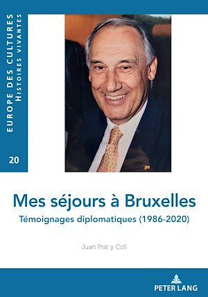 Téléchargez le livre :  Mes séjours à Bruxelles