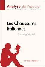 Télécharger cet ebook : Les Chaussures italiennes d'Henning Mankell (Analyse de l'oeuvre)