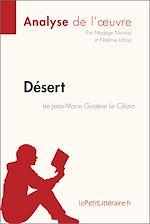 Télécharger le livre :  Désert de Jean-Marie Gustave Le Clézio (Analyse de l'oeuvre)