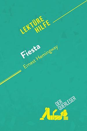 Téléchargez le livre :  Fiesta von Ernest Hemingway (Lektürehilfe)