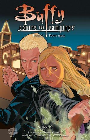 Téléchargez le livre :  Buffy contre les vampires (Saison 9) T02
