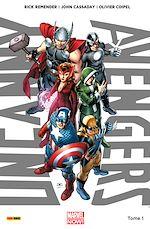 Télécharger cet ebook : Uncanny Avengers T01