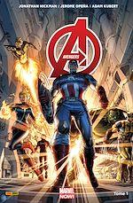Télécharger le livre :  Avengers Marvel Now T01