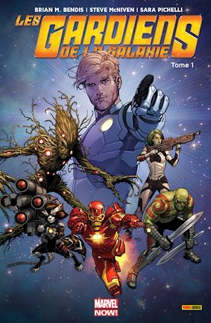 Téléchargez le livre :  Les Gardiens de la Galaxie (2013) T01