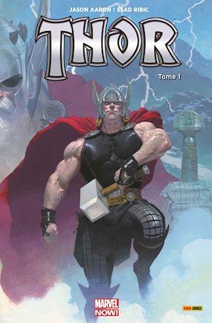 Téléchargez le livre :  Thor Marvel Now T01