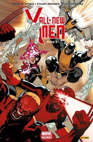 Téléchargez le livre :  All-New X-Men (2013) T02