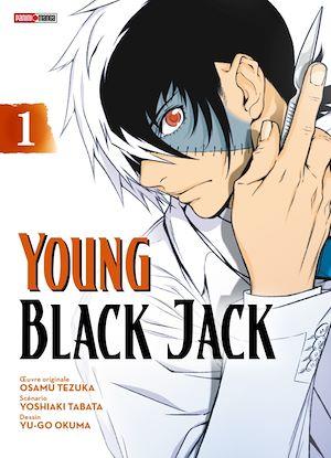 Téléchargez le livre :  Young Black Jack T01
