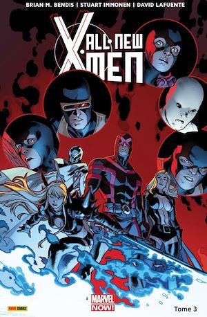 Téléchargez le livre :  All-New X-Men (2013) T03