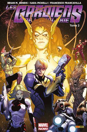 Téléchargez le livre :  Les Gardiens de la Galaxie (2013) T02