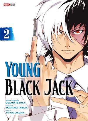 Téléchargez le livre :  Young Black Jack T02
