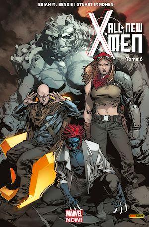 Téléchargez le livre :  All-New X-Men (2013) T06