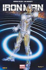 Télécharger le livre :  Iron-Man Marvel Now T04