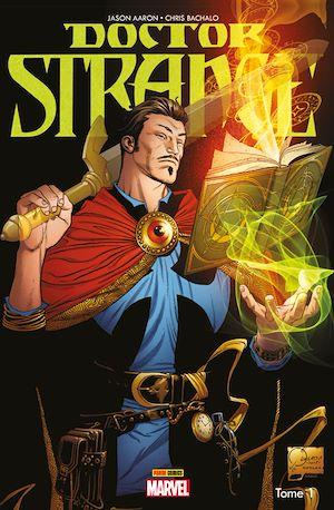 Téléchargez le livre :  Doctor Strange T01