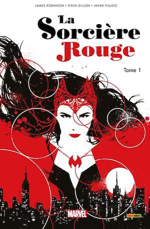 Téléchargez le livre :  La Sorcière Rouge T01