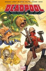 Télécharger le livre :  Deadpool : On n'est pas des bêtes !
